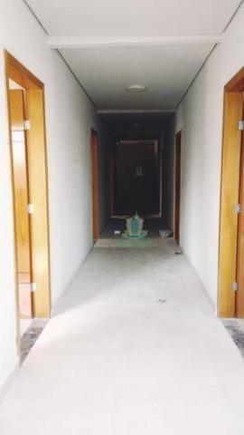 Apartamento com 1 dormitório para alugar, 34 m² por R$ 1.300/mês na Vila Portes em Foz do  - Foto 12