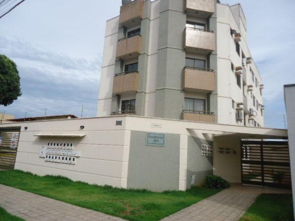 Apartamento com 1 quarto no Cond. Residencial Jaya - Bairro Cidade Jardim em Goiânia