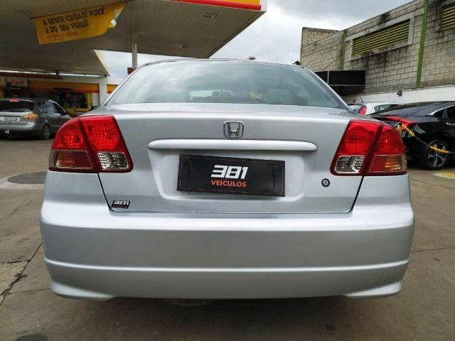Honda - Civic LXL Aut. - 2004 - Foto 5