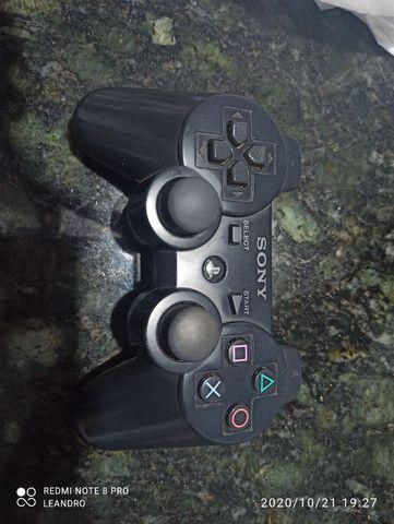 Controle PS3 ORIGINAL - Foto 3