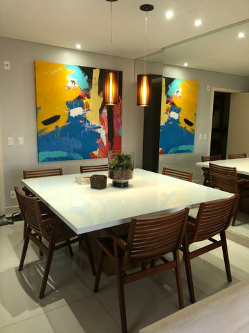 Apartamento 3 suítes, com 163m2, no Jardim Goiás - Foto 6