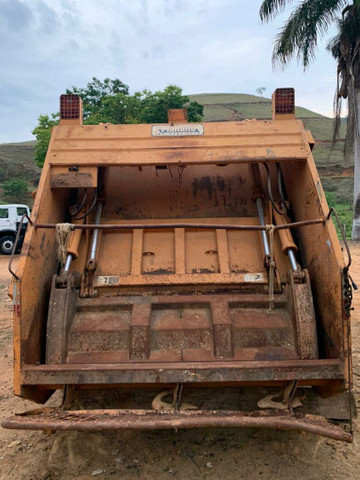 Compactador de lixo - Foto 6