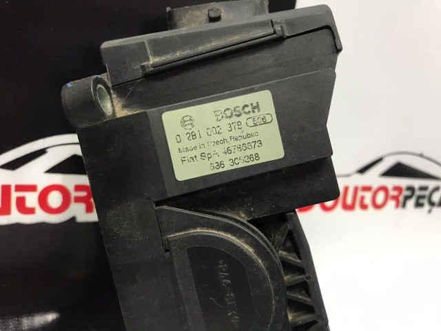 Pedal Acelerador Eletrônico Fiat Stilo * - Foto 5