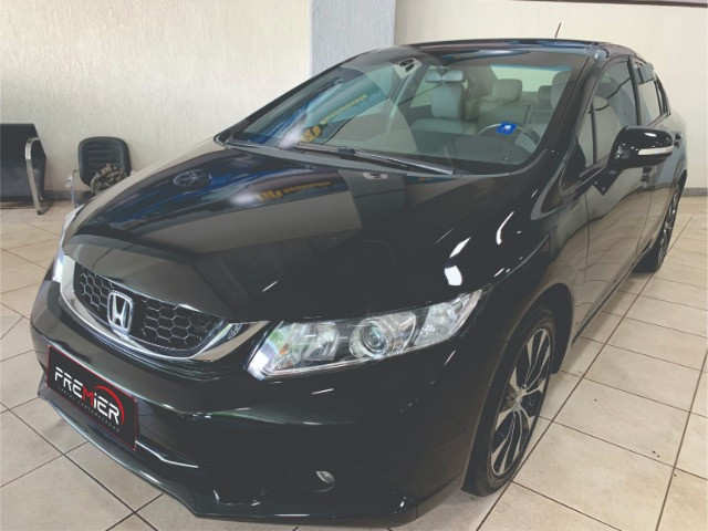 Honda Civic LXR 2.0 2016