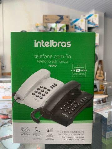 Telefone de linha intelbras