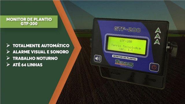 Monitor de plantio GTF-200 Terris - Foto 3