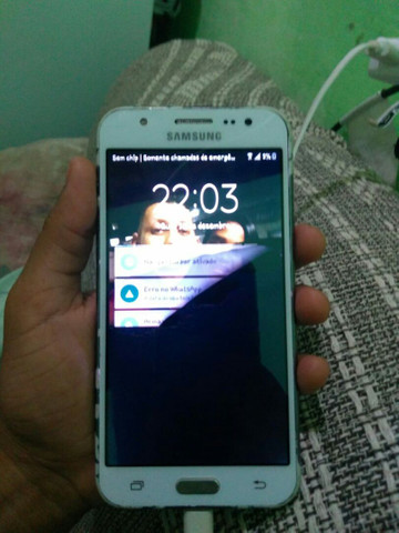 Asus ZenFone live e Samsung J5 - Foto 6