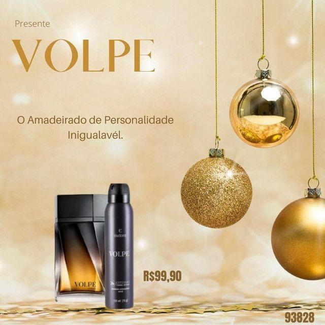 Perfume Eudora kit de natal