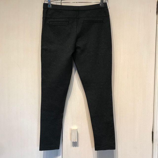 Legging cinza escuro - Foto 3