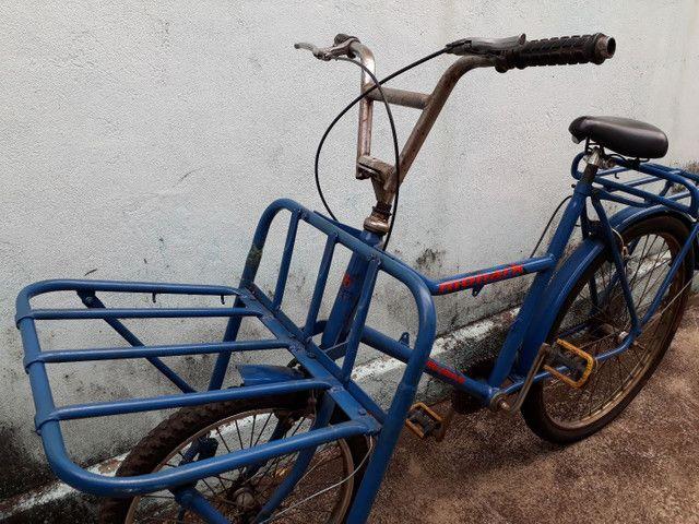 Bicicleta monark carqueira 350 reais  - Foto 4