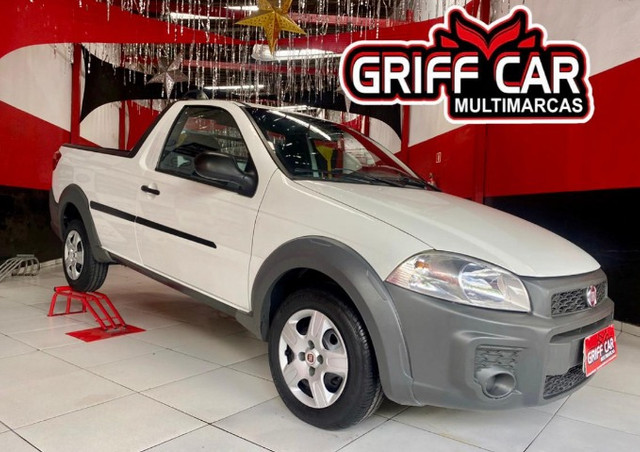 Griffcar Multimarcas - Strada Hard Working 2018