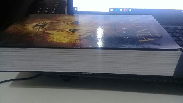 Livro As Crônicas de Nárnia - Foto 2