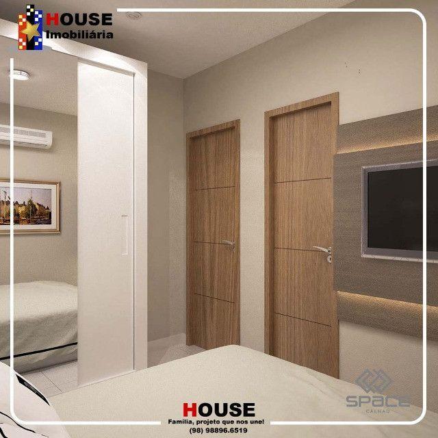 Dimensão- condomínio space calhau - Foto 3