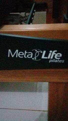 Aparelho de Pilates Metal life + brinde  - Foto 5