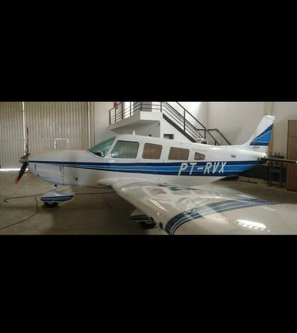 Avião mono motor 600 mil - Foto 2