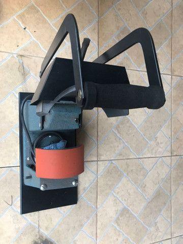 Máquina de estampar boné - Foto 4