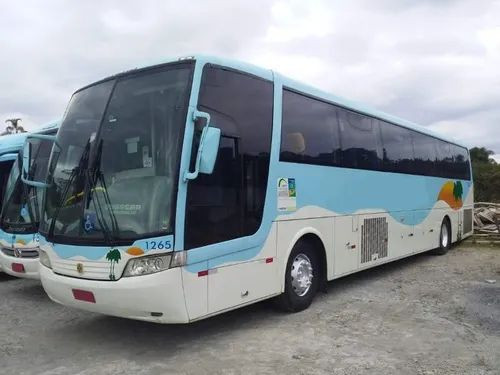 Onibus busscar Lo scania k340