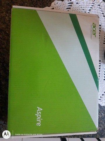 Notebook Acer, excelente configuração !