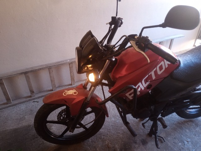 YBR Factor 125cc - Foto 3