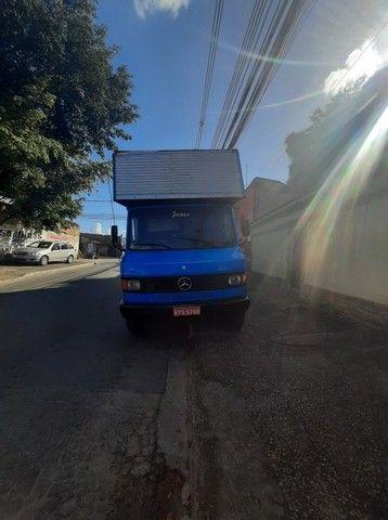 mercedes 709  - Foto 2