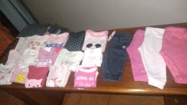 Kit roupa infantil