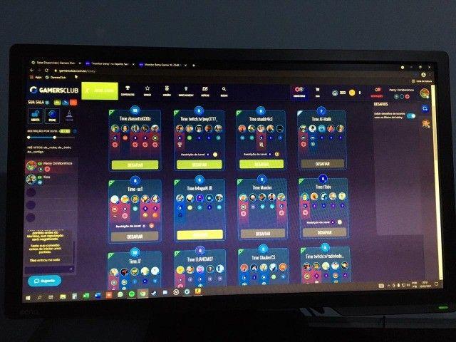 Monitor Benq Zowie XL2411P - 10 meses de garantia - Foto 2