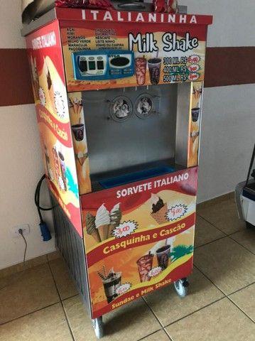 Maquina sorvete Itaninha - Foto 2