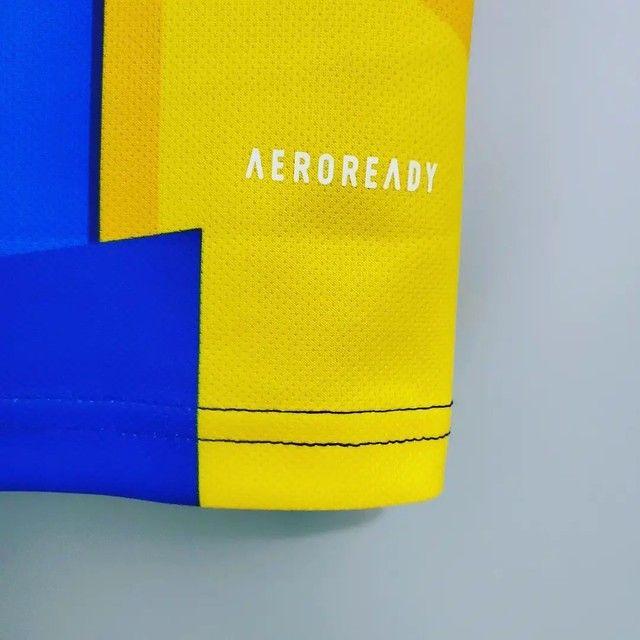 Camisa do Boca jr Premium - Foto 5