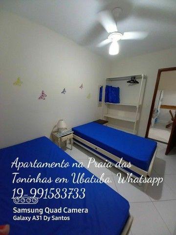 Apartamento Praia das Toninhas Ubatuba - Foto 6