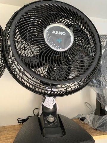 Ventilador Arno 40 Centímetros de Mesa 127v -Novo