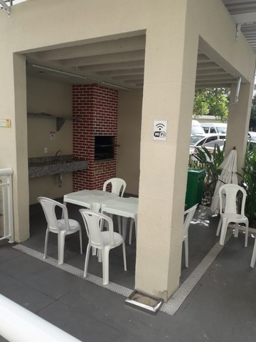 Condomínio Rio Residencial Del Castilho Dois quartos com suíte - Foto 13