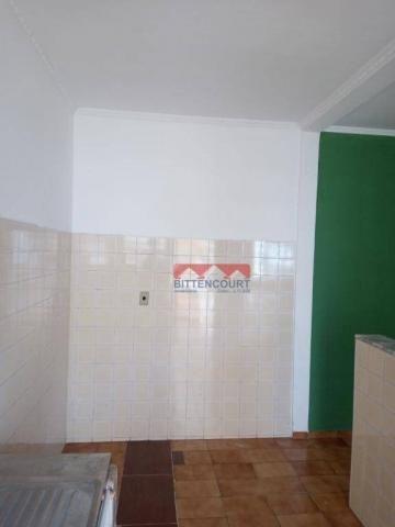 Casa com 1 dormitório para alugar, 40 m² por R$ 700,00/mês - Cidade Nova - Jundiaí/SP - Foto 6