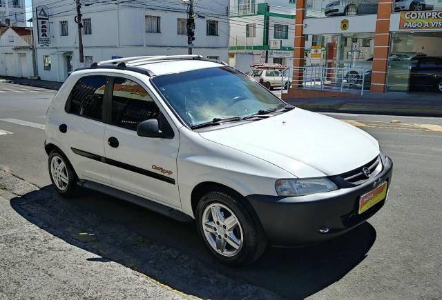 CELTA 2004/2005 1.4 MPFI LIFE 8V GASOLINA 4P MANUAL - Foto 3