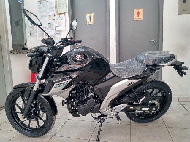 Yamaha Fazer 250cc / 2021 / Flex - Foto 3