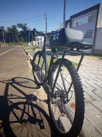 Bicicleta aro 26 novíssima  - Foto 4