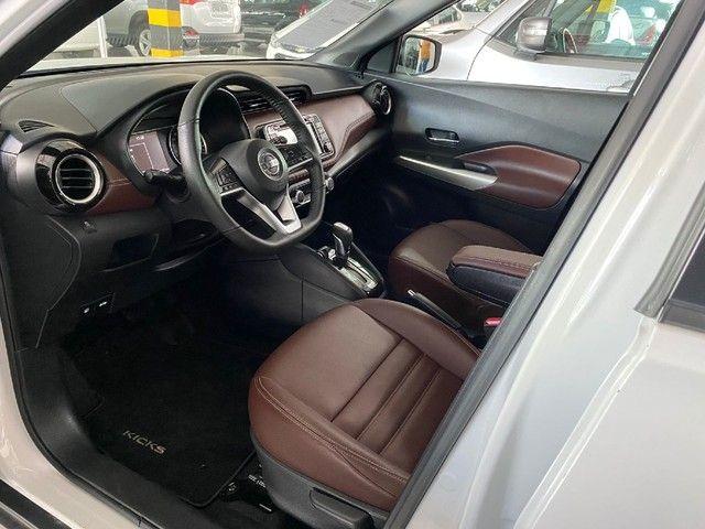 Nissan Kicks 1.6 16V FLEXSTART SL 4P XTRONIC - Foto 7