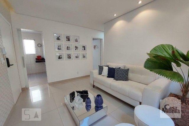Apartamento à venda com 3 dormitórios em Castelo, Belo horizonte cod:334445 - Foto 2