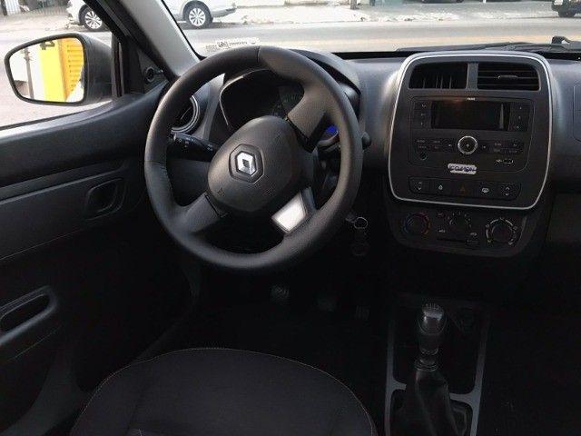 *Renault Kwid 1.0 flex baixo km 2018*Ótimo para aplicativo!!! - Foto 2