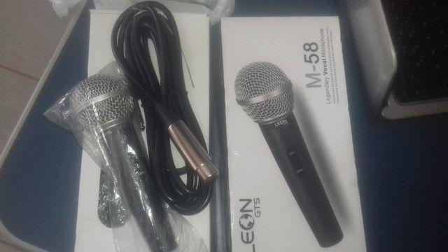 Microfone m58 - Foto 2
