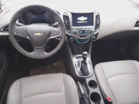 CRUZE 2017/2018 1.4 TURBO LTZ 16V FLEX 4P AUTOMÁTICO - Foto 3