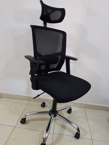 Cadeira Escritório Premium - Foto 4