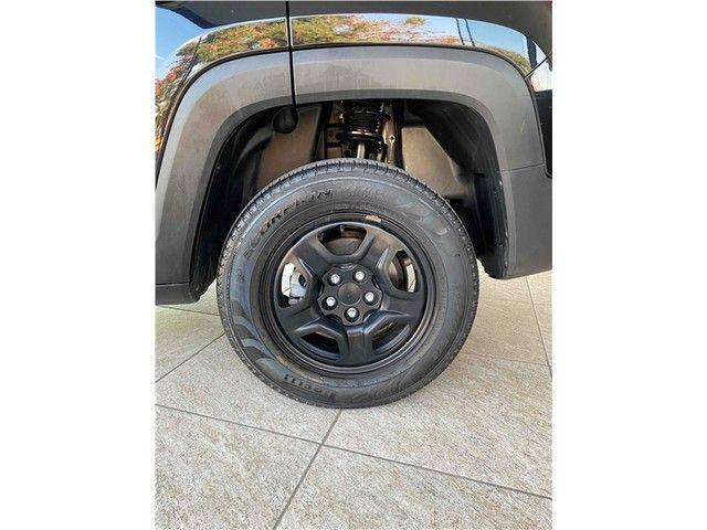 Jeep Renegade 2018 2.0 16v turbo diesel custom 4p 4x4 automático - Foto 9