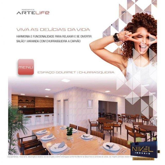 Apartamento com 3 dormitórios à venda, 90 m² por R$ 506.530 - Setor Leste Universitário -  - Foto 8