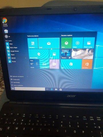Notebook Acer Aspire E1-510 Intel 4gb 500gb 15.6 Windows 10