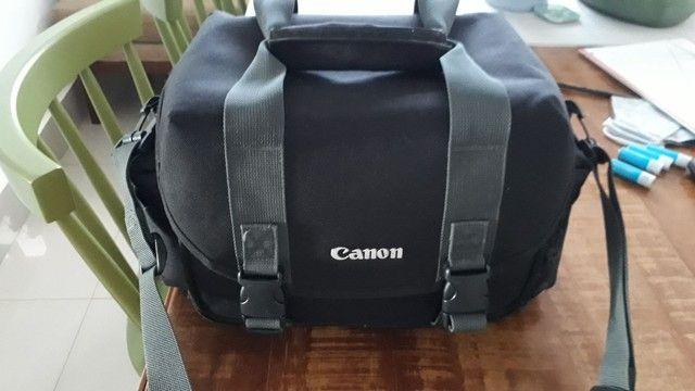 bolsa Câmara Canon  - Foto 3