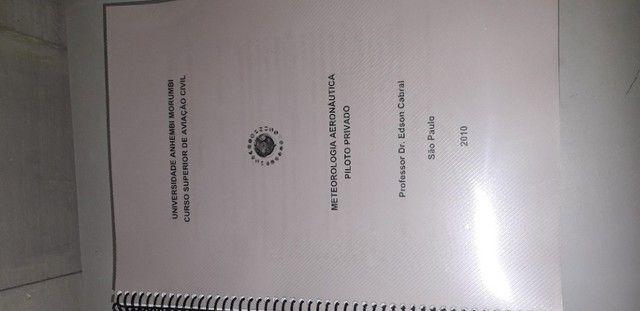 Livros piloto privado avião R$120 - Foto 3