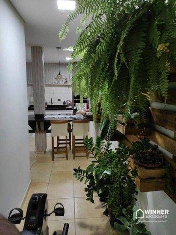 Casa com 2 dormitórios à venda, 99 m² por R$ 380.000,00 - Jardim Tupinambá - Maringá/PR - Foto 12