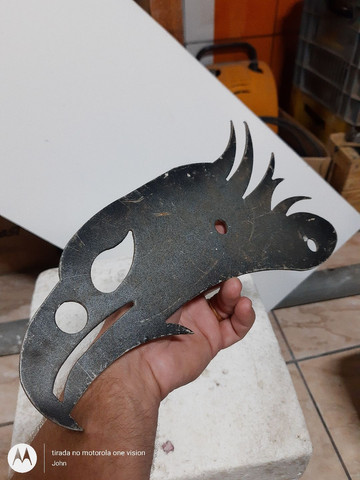 Águia de ferro  - Foto 3
