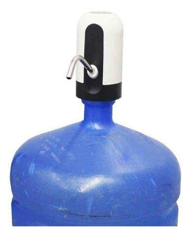 Bomba d'água elétrica portátil para galão d'água.<br> - Foto 2