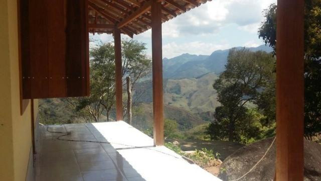 Sana / chácara em condomínio rural com piscina natural - Foto 3